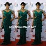 Shriya Saran in Saree Gown