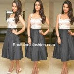Sonal Chauhan in Skirt