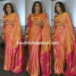 Vidya Balan in Traditional Silk Saree