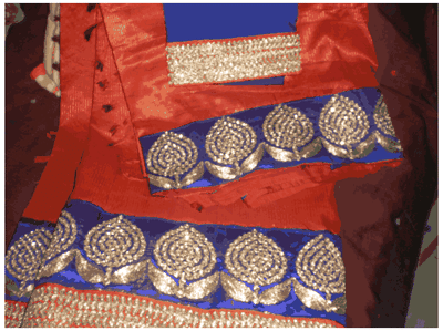 old_saree_transforned_to_new