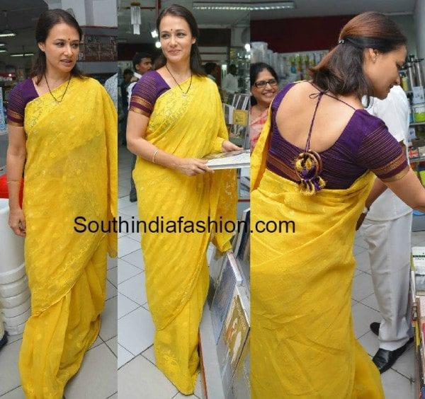 amala_akkineni_handloom_saree