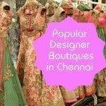 25 Best Designer Boutiques in Chennai