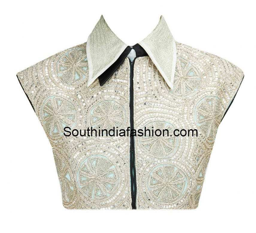collar_neck_blouse