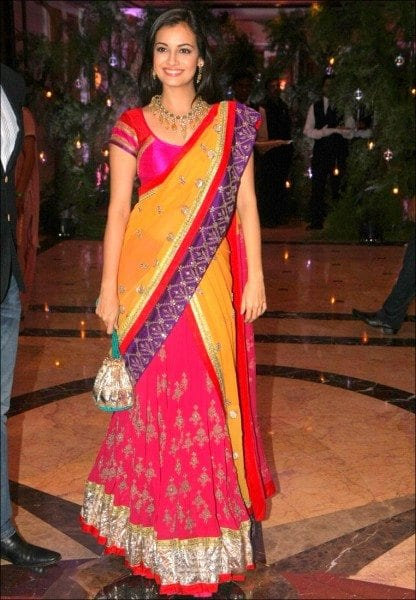 dia_mirza_in_halfsaree