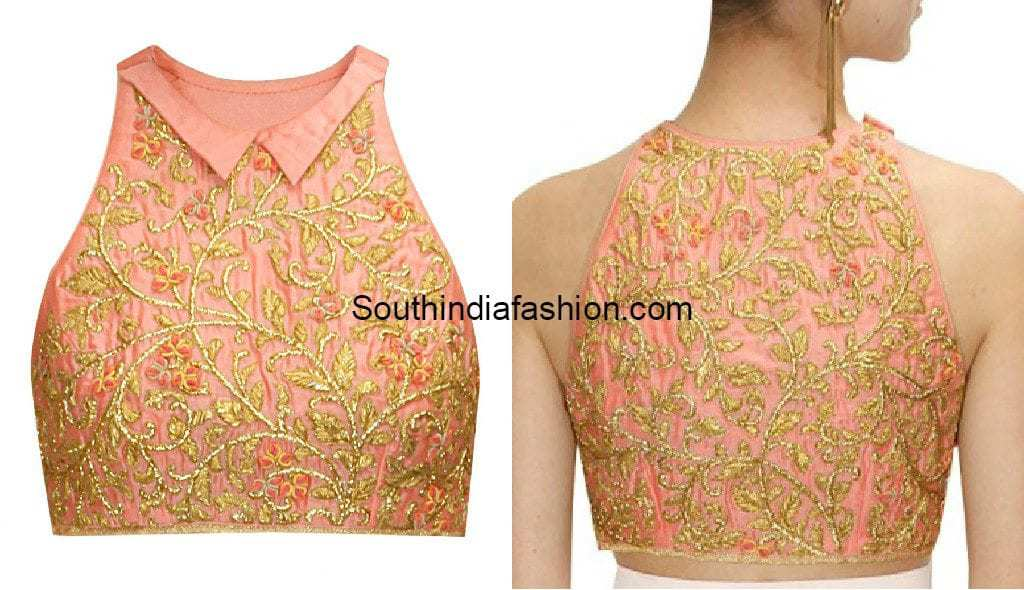 Buy Halter Neck Blouse 120