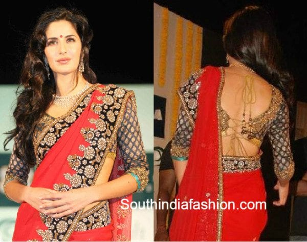 4d3e0c53125a6d Long Sleeves Brocade Blouse. katrina_kaif_brocade_blouse