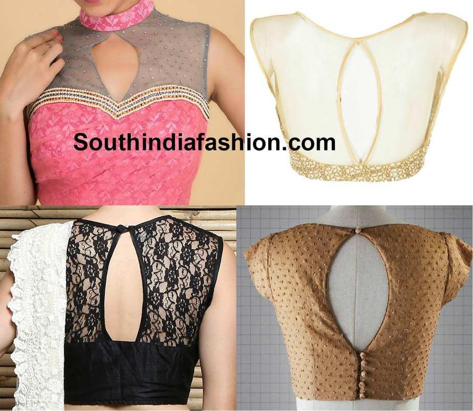 South india fashion blouse 79