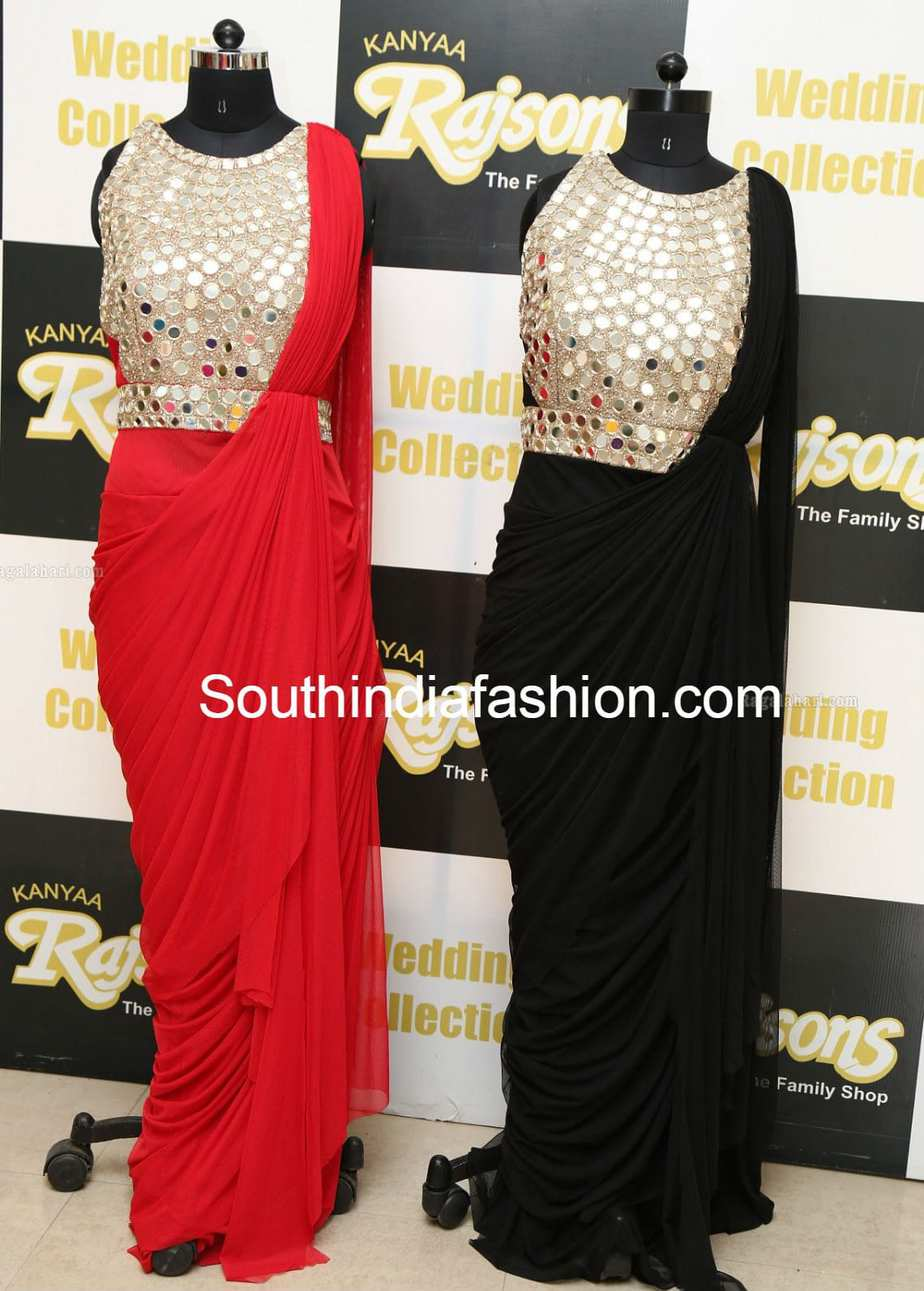 mirror_work_saree_gowns