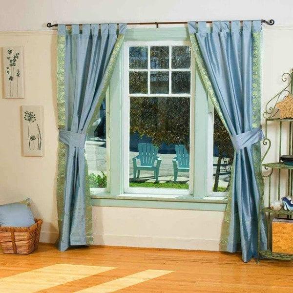 old_saree_as_curtain