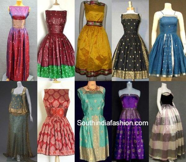 old_saree_to_new_dress