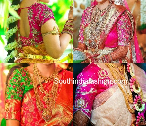 pattu_saree_blouse_designs_2015