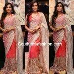 Rashmi Gautam in Half n Half Saree