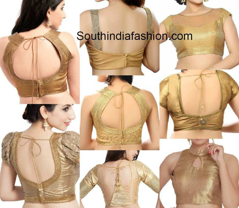 Designer Blouse Readymade 102