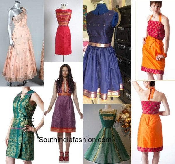 15 Amazing Ways to Reuse Old Silk Sarees • South India Fashion