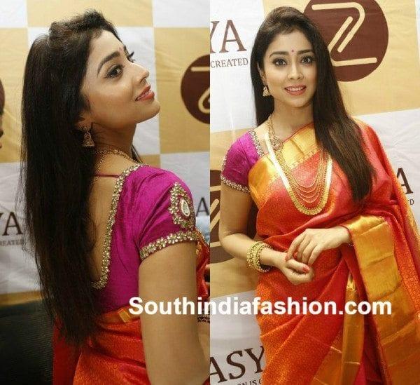 shriya_saran_in_pattu_saree
