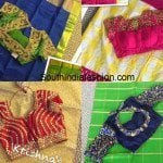 Silk Sarees with Designer Blouses