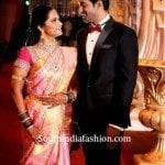 Vidhya and Bharath Reddy's Wedding