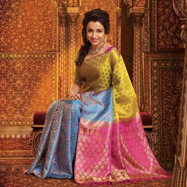 Kanjeevaram Silk Saree Stores
