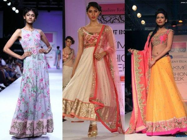 Anushree reddy lakme fashion week
