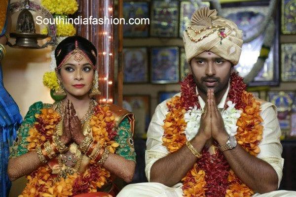 Shanthnu-Keerthi-Wedding-Function-Stills