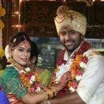 Shanthnu Bhagyaraj – Keerthi Wedding