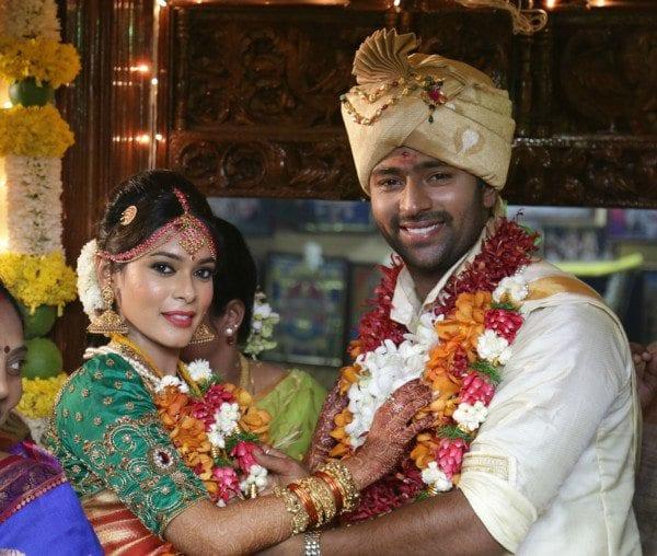 Shanthnu-Keerthi-Wedding-pics