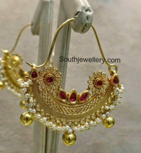 antique_gold_hoop_earrings