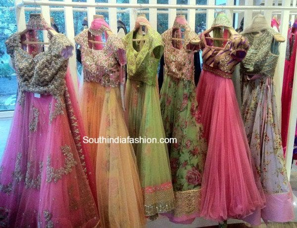 Of Flowers and Pastels : Anushree Reddys Beautiful Creations!