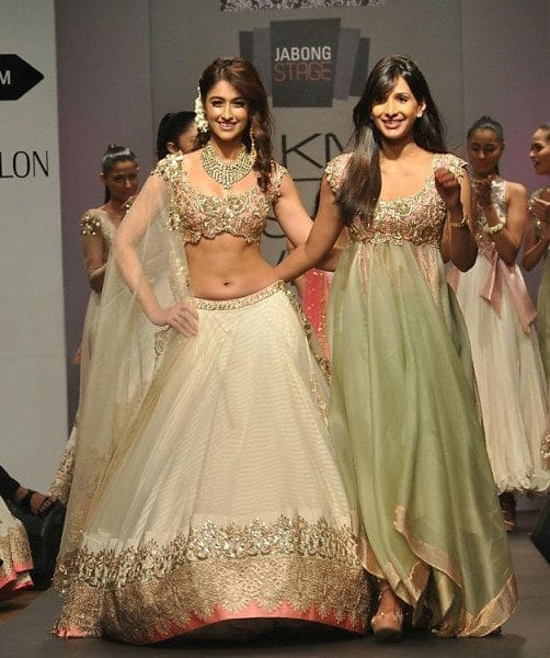 anushreereddy_ileana_lakme_fashion_week