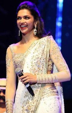 Deepika full sleeved net blouse
