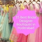 Top 15 Designer Boutiques in Hyderabad