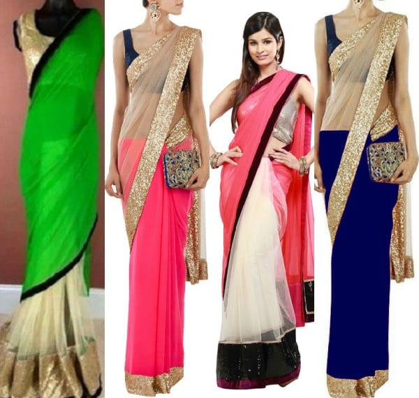 5 Easy Design It Yourself Diy Saree Ideas South India