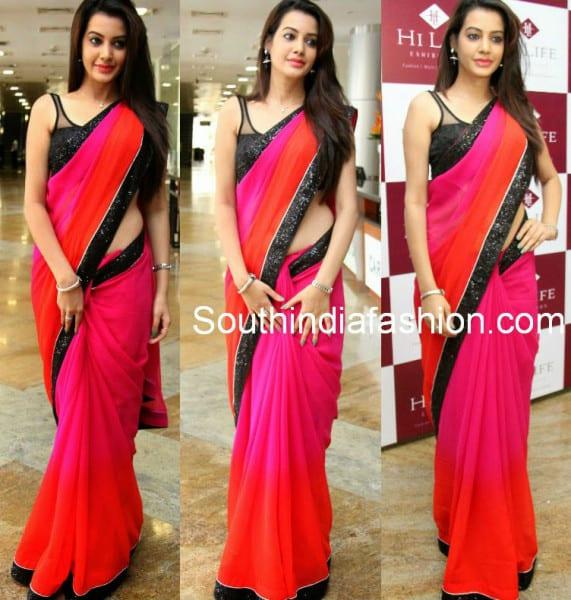 dula_shaded_sarees_with_black_sequin_border