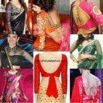10 Trendy Full Sleeved Blouse Designs