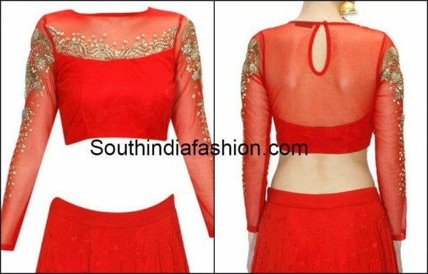full_sleeves_saree_blouse_designs