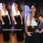 Ileana in Shantanu & Nikhil Gown