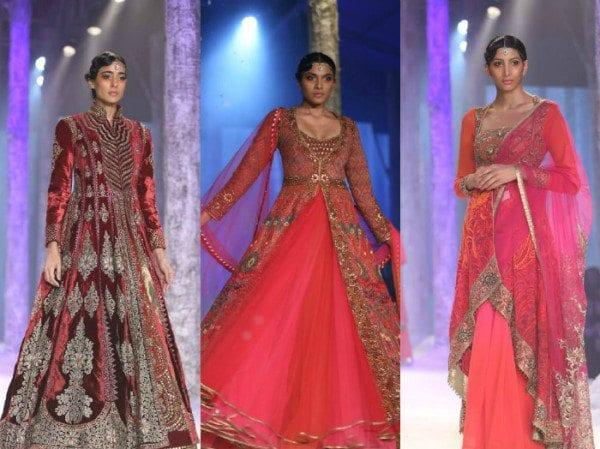 J J Valaya bridal collection