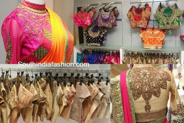 jus blouses designer blouses shop in hyderabad