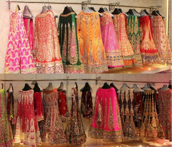 16 stores for designer bridal wear in hyderabad south for Places to buy wedding dresses near me