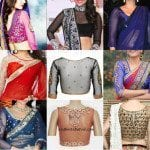 Some Gorgeous Net Blouse Design Ideas To Glam-Up Your Sarees!