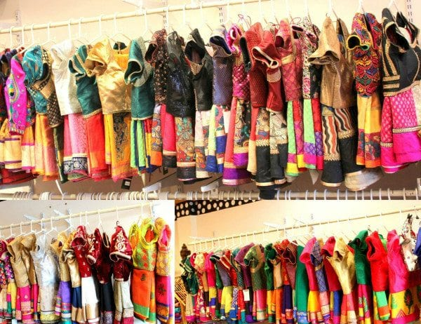Designer Blouses by The Looms Boutique Hyderabad