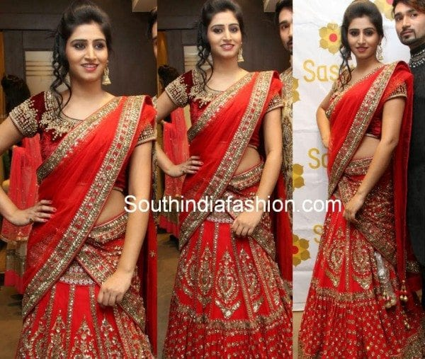 16 stores for designer bridal wear in Hyderabad - South
