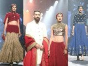 Shantanu and Nikhil bridal collection