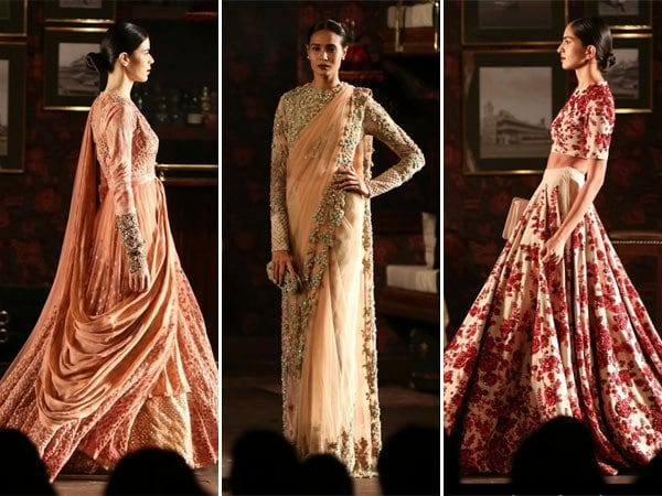 sabyasachi collection sarees and lehengas
