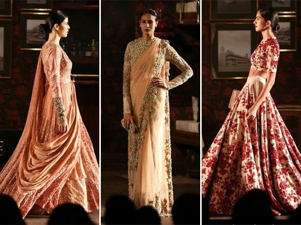 A Guide to Shopping for Sabyasachi's Couture Online ... Sabyasachi Bridal Collection Price Range