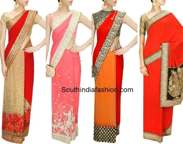 A Guide To Shopping For Sabyasachi 39 S Couture Online South India Fashion