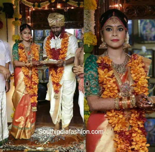 shantnu_kiki_keerthi_marriage_photos