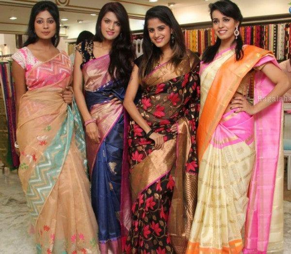 16 Stores For Designer Bridal Wear In Hyderabad