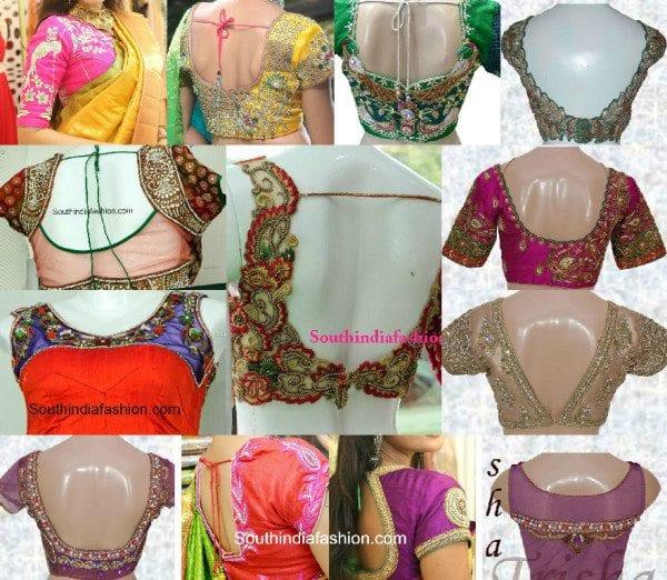 trisha_trends_designer_blouses_shopping_in_hyderabad