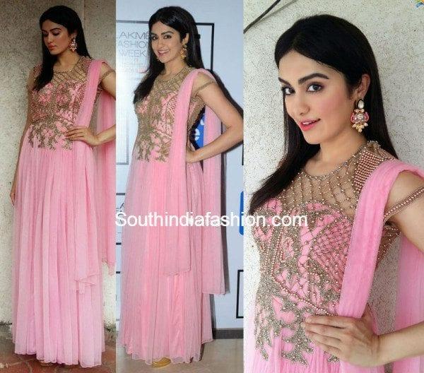 adah_sharma_pink_sonaakshi_raaj_anarkali